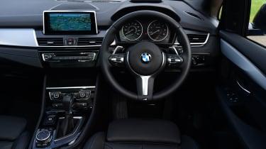BMW 2 Series Gran Tourer - interior