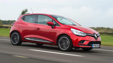 Petrol engines include a 0.9 or 1.2-litre which can return impressive economy, so long as a turbo is fitted