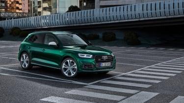 2019 Audi SQ5 TDI - front static