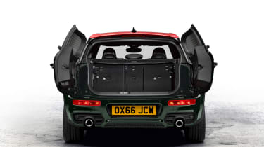 The Clubman is the largest and most practical MINI ever