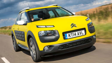 The C4 Cactus has led a new design theme for Citroen, now seen in the C1, C3 and C4 Picasso