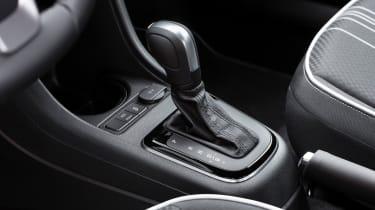 2019 SEAT Mii Electric - EV gearbox shifter