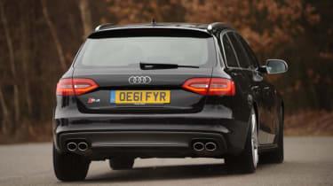 Audi S4 Avant - rear