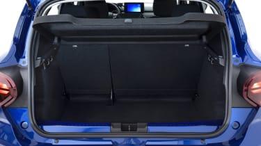 New Dacia Sandero boot