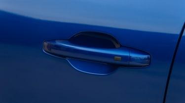 Dacia Sandero hatchback door handles