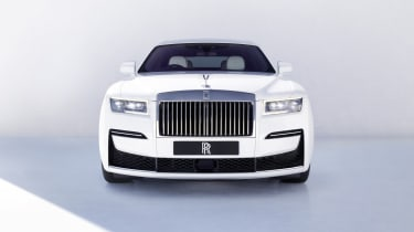 2020 Rolls-Royce Ghost - front head on view