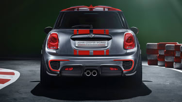 MINI John Cooper Works concept 2014 rear static