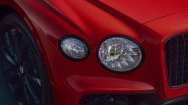 Bentley Continental Flying Spur saloon headlights