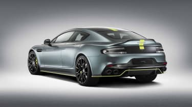 Aston Martin Rapid AMR – left rear