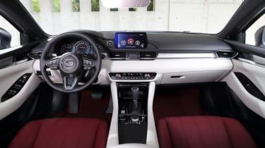 Mazda6 100th Anniversary - interior