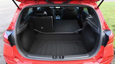Hyundai i30 N boot
