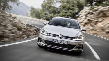 The Golf GTD is an economical alternative to the GTI