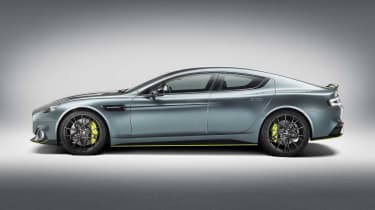 Aston Martin Rapid AMR – left side