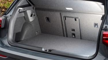 Volkswagen Golf GTE hatchback boot