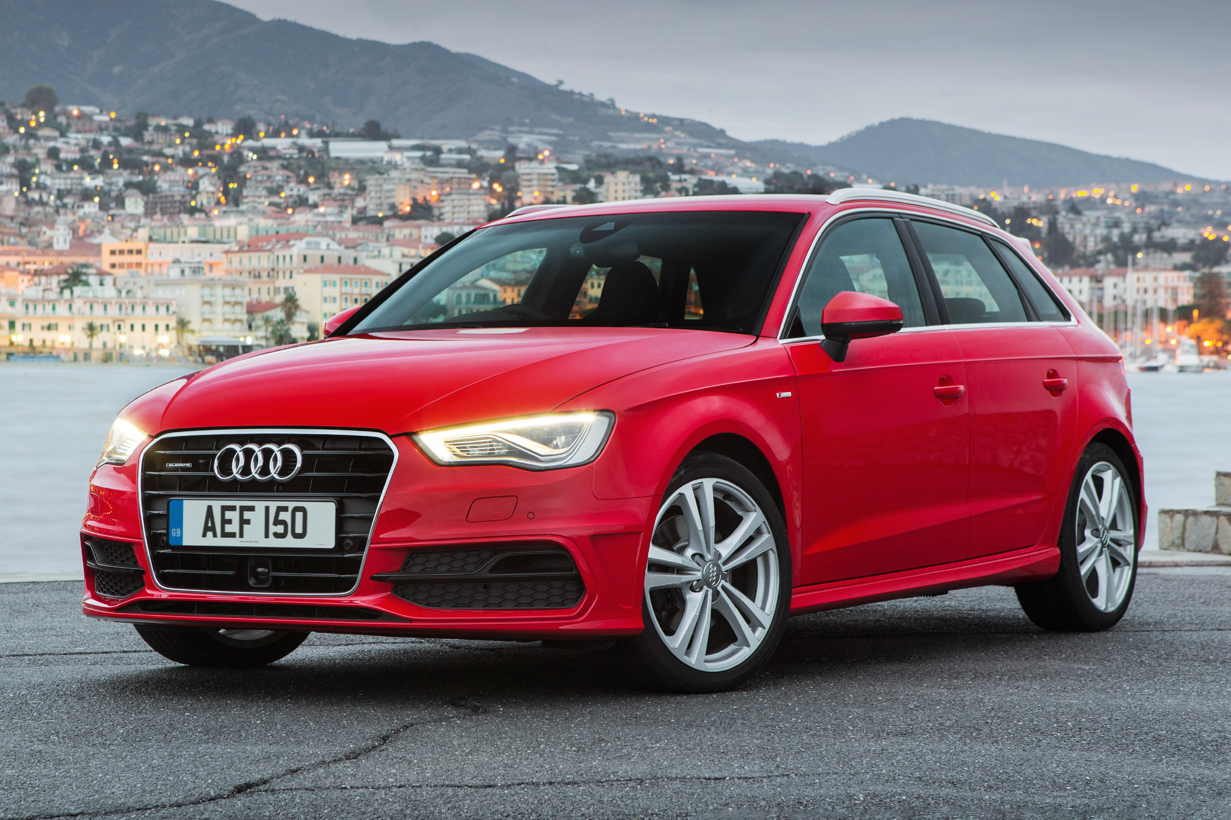 Audi A3 S Line Review Carbuyer