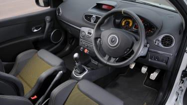Renaultsport Clio - interior