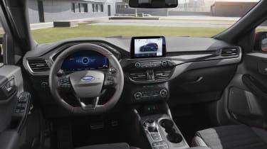 2019 Ford Kuga - interior