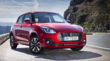 A neat design boosts its appeal, but tough rivals include the Ford Fiesta, Vauxhall Corsa and SEAT Ibiza