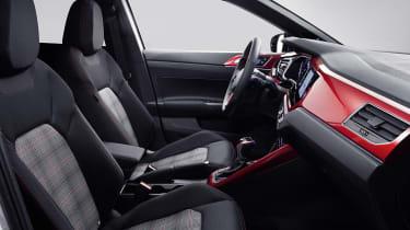 2021 Volkswagen Polo GTI - seats