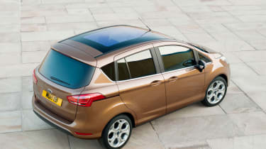 The range-topping Titanium X Navigator trim is luxuriously equipped and gets a panoramic sunroof