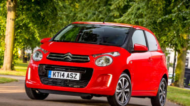 The Citroen C1 can be bought at a bargain price
