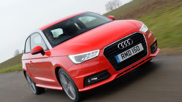The A1 is offered with both petrol and diesel engines and can be very efficient