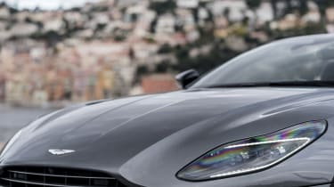 The DB11 coupe was the first all-new Aston Martin in several years, and represented quite a developmental step
