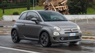 2021 Fiat 500 Sport