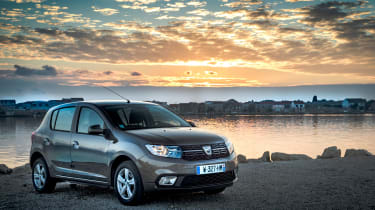 The Dacia Sandero is the cheapest new car money can buy in the UK, starting at just £5,995