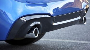 BMW 2 Series Gran Tourer exhausts