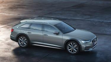 New 2019 Audi A6 Allroad estate - static 3/4