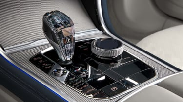 BMW 8 Series Gran Coupe - gear selector