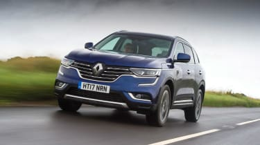 The Renault Koleos SUV is a flagship model for the French brand, sitting above the Renault Kadja
