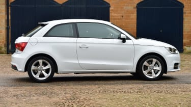 You can have your A1 in a single plain colour (shown here) or liven it up with different-colour accessories