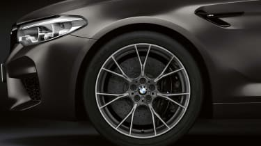 BMW M5 Edition 35 Years alloy wheel