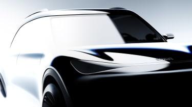 2023 Smart SUV - teaser