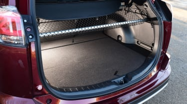 Toyota RAV4 - Boot space