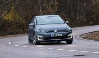 VW e-Golf'