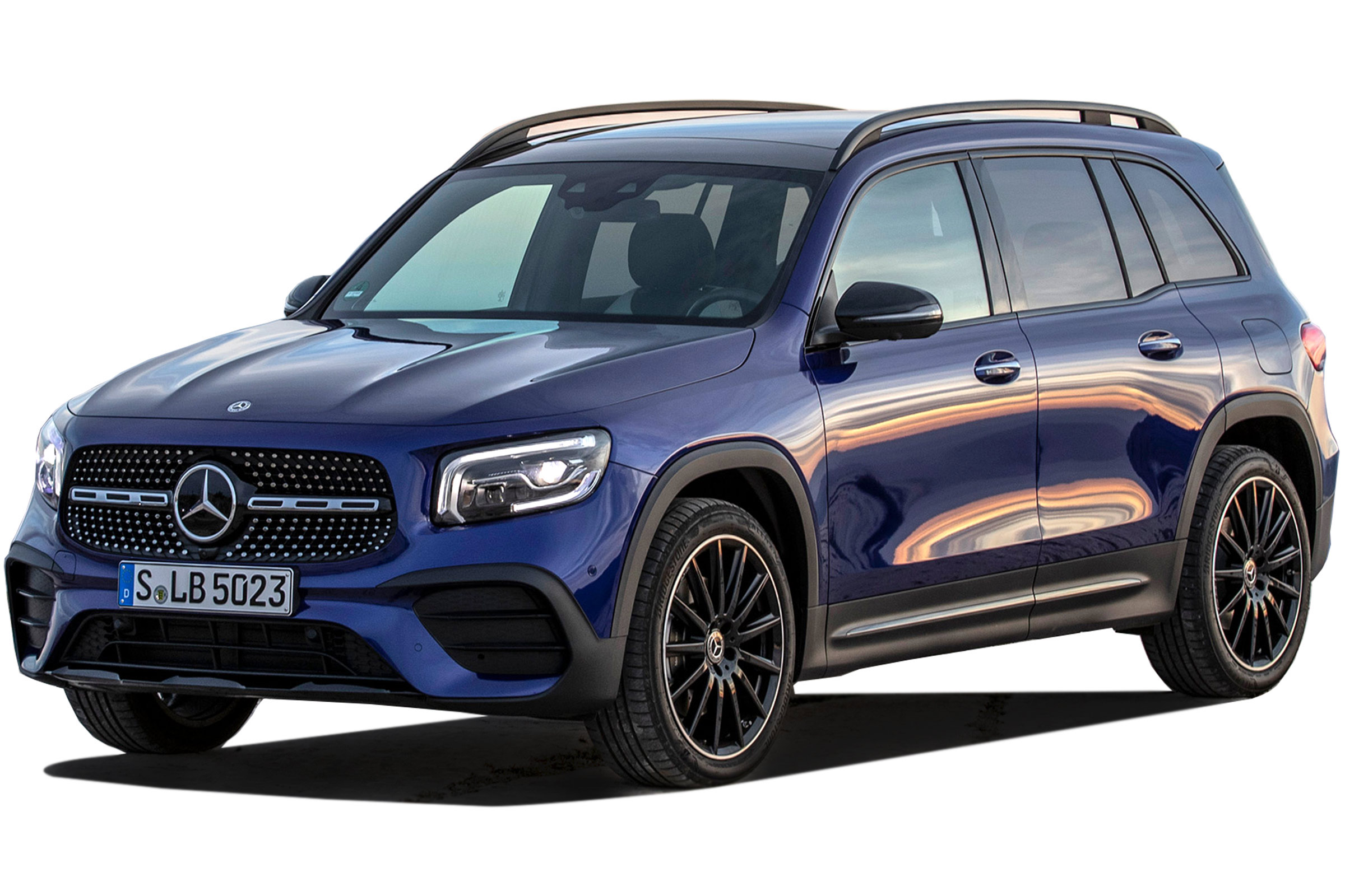 Mercedes Glb Suv 2020 Review Carbuyer