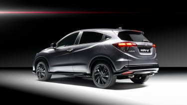 Honda HR-V Sport rear
