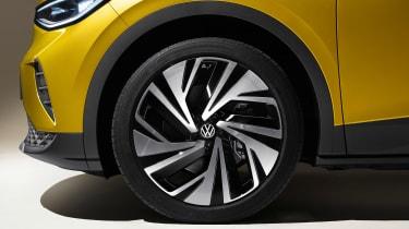 Volkswagen ID.4 SUV alloy wheels