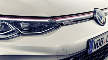 2020 Volkswagen Golf GTI Clubsport - headlight and front grille