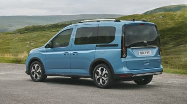 New Ford Tourneo Connect Active rear