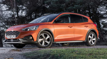 Ford Focus Active hatchback front static
