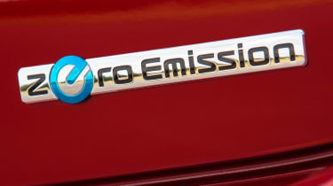 Zero CO2 output means the Leaf is exempt from both road tax and the London Congestion Charge