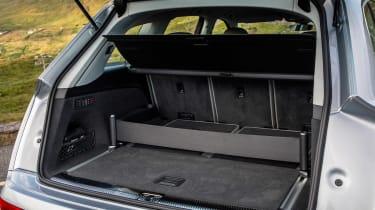 Audi Q7 SUV boot