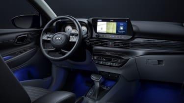 2020 Hyundai i20 - interior