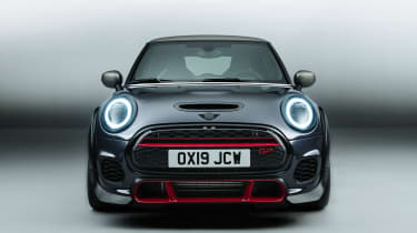 MINI John Cooper Works GP - front on view studio