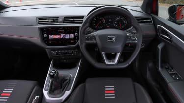 SEAT Arona FR Sport - dashboard