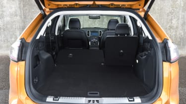 The massive 602-litre boot expands to 1,788 litres when you drop the 60:40 split-folding rear seats